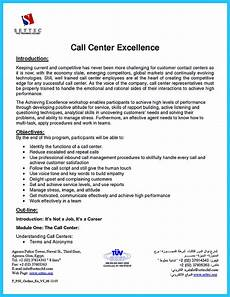 Objective Call Center Resume Cool Information And Facts For Your Best Call Center