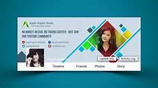 Cover Photo Design Ideas Creative Facebook Cover Design Photoshop Tutorial Youtube