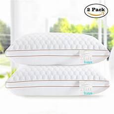 beegod bed pillow 2 pack better sleeping soft