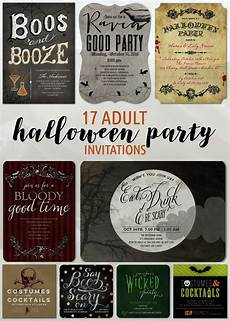 invitation ideas for party 17 halloween party invitations newlywed survival