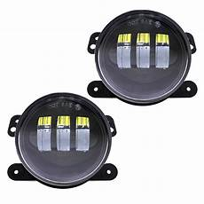 Quake Led Lights Quake Led Qte771 Tempest Rgb 4 Quot Led Fog Lights For 07 18
