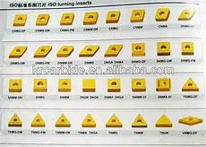 Lathe Carbide Insert Chart Good Quality Great Price Cnmg 432 Carbide Inserts Turning