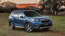 2019 subaru forester photos 2019 subaru forester review chasing