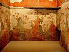 minoan civilization minoan fresco wall painting of