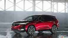 2019 acura rdx concept 2019 acura rdx to arrive in canada mid 2018 car news
