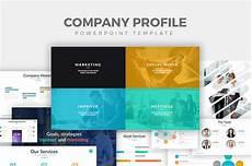 Company Profile Template For Interior Design Company Profile Powerpoint Template Presentation