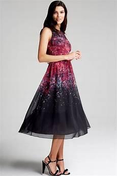 print floral midi dress from uk