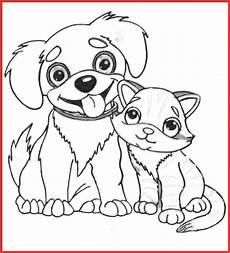 Ausmalbilder Katze Und Hund Ausmalbild Hund Mit Katze Rooms Project