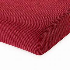 stretchy sofa seat cushion cover bench slipcover