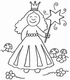 Malvorlage Prinzessin Kostenlose Malvorlage Prinzessin Prinzessin Zaubert Zum