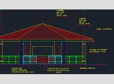 Cafeteria 2D DWG Design Elevation for AutoCAD ? Designs CAD