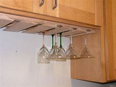wine glass rack cabinet new oak stemware holder