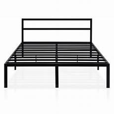 shop sleeplanner 14 inch dura platform metal bed