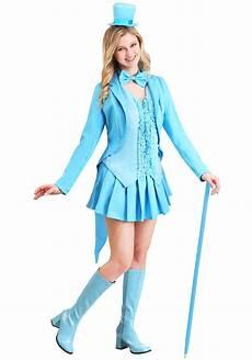 Light Blue Costume Blue Tuxedo Costume