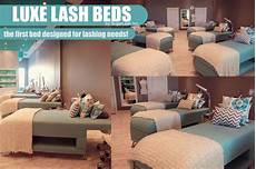 sugar lash luxe lash bed home salon treatment