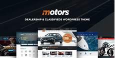 Car Dealer Wordpress Theme Free Download 4 7 2 Motors Car Dealer Rental Amp Classifieds