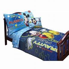 disney baby bedding mickey mouse space adventures 4