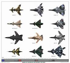 Jet Design Sample Jet Fighters Of The Spoyans Top Views By