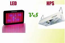 Led Lights Or Hps For Growing Led Grow Lights A Better Choice For Indoor Plant Growing
