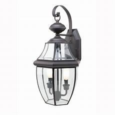 Contemporary Lantern Lighting Bel Air Lighting Contemporary 2 Light Outdoor Black Coach