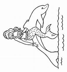 Malvorlage Delphin Zum Ausdrucken Gratis Ausmalbilder Delfin Ausmalbilder