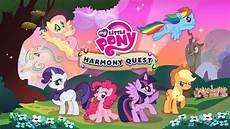 my pony harmony quest iphone gameplay hd