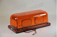 Beacon Lights For Semi Trucks Led 12vdc Permanent Safety Construction Security Flash