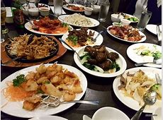 Pre Set Group Dinner at Hong Shing Chinese Restaurant in