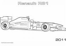 Ausmalbilder Rennauto Bull Formel 1 Auto Ausmalbild Malvorlagen