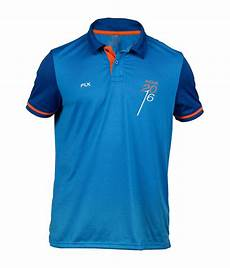 Decathlon T Shirt Size Chart India Flx Cricket World T20 India T Shirt By Decathlon Buy