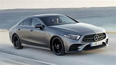 mercedes 2019 cls 2019 mercedes cls edition 1 sporty and comfortable