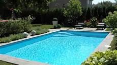 am 233 nagement de piscines contemporaines innovations paysag 233 es ladouceur
