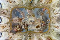 fresco ceiling picture of the day the ceiling fresco at seitenstetten
