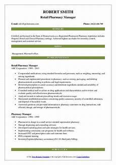 Pharmacy Manager Resume Pharmacy Manager Resume Samples Qwikresume