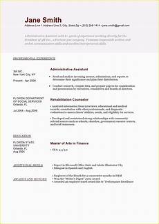 Quick Resume Free Quick Resume Template Free Of Quick Resumes
