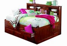 grace daybed with bookcase headboard trundle and