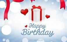 Birthday Cards Design Free Downloads Beautiful Birthday Greetings Card Psd For Free Download