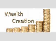 How do you create wealth? What makes the difference