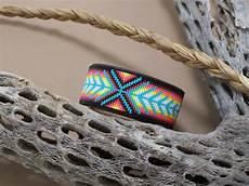 southwest sunset herringbone american beaded