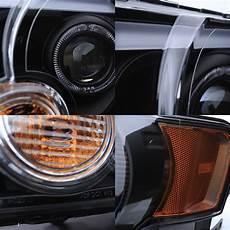 2011 Ford Escape Light Bulb Led Halo Drl 2008 2009 2010 2011 2012 Ford Escape Black