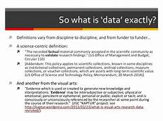 Research Data Management For The Humanities And Social