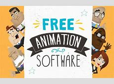 Best free Animation software   Yes, 2D animations for free