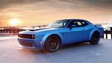 2019 Dodge Challenger Hellcat by 2019 Dodge Challenger Srt Hellcat Redeye Widebody Blue