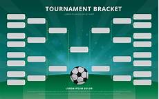 Tournament Table Template Football Tournament Bracket Poster Template Download