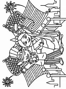 new york new year s coloring page crayola