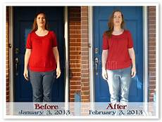 weight loss before and after month ii gwen s nest