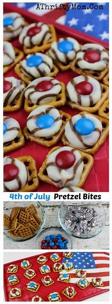 4th Of July Lights At Target 4th Of July Pretzel Bites Easy Red White And Blue Recipe