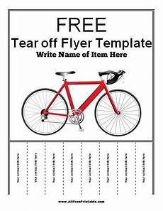 For Sale Template With Tear Offs Free Flyer Templates With Tear Off Tabs Tear Off Flyer