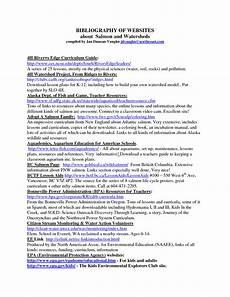 Bibliography Websites Bibliography Format Website