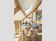 Coastal Contemporary Oak Frame House   Homebuilding & Renovating